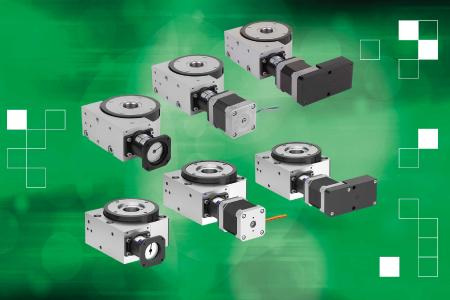Mit den vielseitig einsetzbaren Positioniersystemen von norelem lassen sich Winkelpositionen auf den hundertstel Millimeter exakt, schnell und wiederholgenau einstellen.