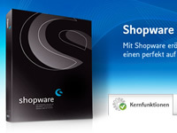 Shopware in neuer Version und vorbereitet für Trusted Shops