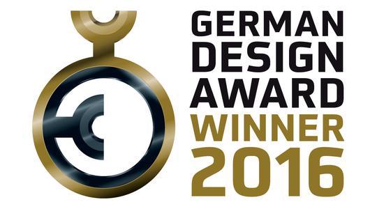 Logo des German Design Award (Bildnachweis: German Design Award)