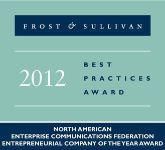 "ESTOS is ""2012 Entrepreneurial Company of the Year"""