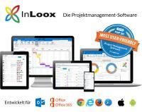InLoox - Von Capterra als eine der Top 20 nutzerfreundlichen Projektmanagement-Software-Lösungen bewertet.