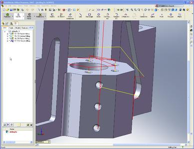 hyperMILL - Seamlessly integrated with SolidWorks