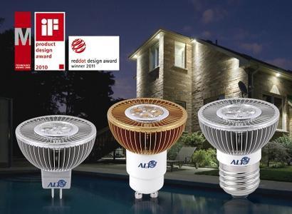 prämierte Strahler MR16 von Aeon Lighting Technology (ALT)