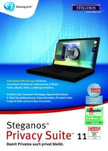 Steganos Privacy Suite 11 (Packshot 2D)