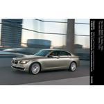 The new BMW 7 Series, 750Li