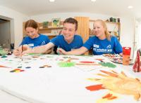 Gemeinsam Gutes tun beim Freiwilligentag der Metropolregion Rhein-Neckar, © MRN GmbH