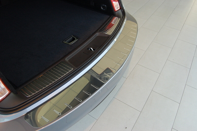 Opel insignia sports tourer stainless steel bumper protection from JMS