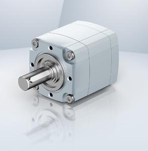 Das Planetengetriebe Optimax 63 für verschiedene Einsatzgebiete in der industriellen Automation, Intralogistik und Medizintechnik.