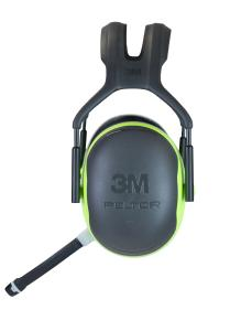 The new Bluetooth accessories for the PELTOR X Series enables wireless communication with a connected mobile phone
