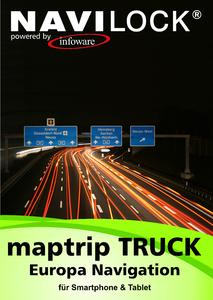 maptrip TRUCK EU Vollversion
