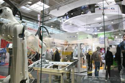 EuroBLECH 2016 reflects trend towards smart manufacturing in sheet metal working