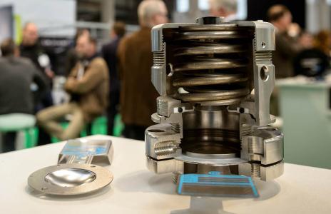Die Pumps & Valves in Dortmund findet am 16. und 17. Februar 2022 gemeinsam mit der Solids und Recycling-Technik statt. ©Bildquelle: Easyfairs