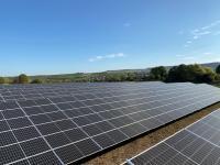 Solarpark Welgesheim / Foto: EnBW/HÖRMANN