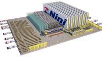 ricardo_nini_3d_depiction - Das neue Ricardo Nini S.A. Distributionszentrum wird eine effiziente Versorgung von über 3.000 Geschäften im Raum Buenos Aires sowie des direkt angebundenen Verkaufsraums sicherstellen