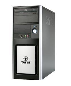 TERRA PC 607 seitlich rechts schwarz