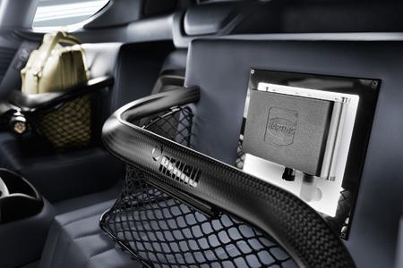 """Die HARTING MICA wird zur unabhängigen Emissions- und Zustandsüberwachung im Concept-Car """"Etos"""" von Rinspeed verbaut"""