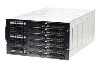 Abb.: Intel Modular Server-System]