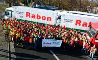 Ewald Raben becomes honorary patron of the Christmas parcel convoy