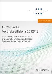 Die aktuelle CRM-Studie Vertriebseffizienz befasst sich mit der Frage, ob mehr Effizienz in deutschen Unternehmen möglich ist