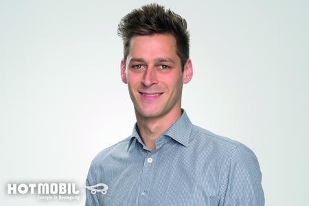 Stephan Becker übernimmt im Mai 2013 die Kundenbetreuung in Norddeutschland