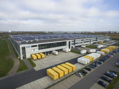 """Die zweite Veranstaltung der von Dematic initiierten """"European Customer Days 2018"""" findet bei ARVATO in Hannover statt. (Foto: Dematic)"""