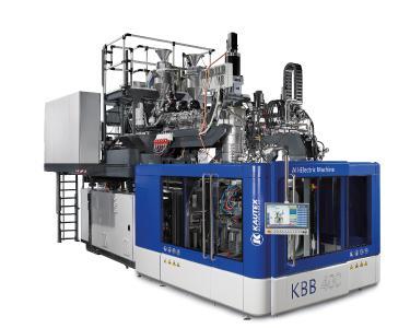 Kautex Maschinenbau KBB400