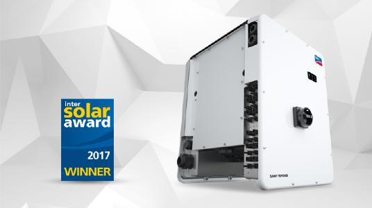 SMA Core1 Winner IntersolarAward