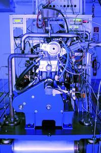 H2BVplus Wasserstoff-Forschungsmotor