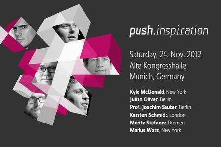 push inspiration conference teaser 2012