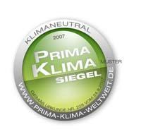 Prima Klima Siegel