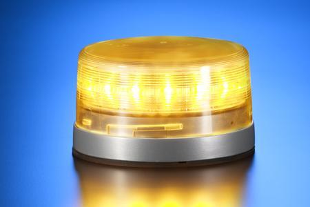 Die neue Kennleuchte K-LED FO von Hella überzeugt durch hohe Energieeffizienz und Wirtschaftlichkeit sowie mit aerodynamischem Design