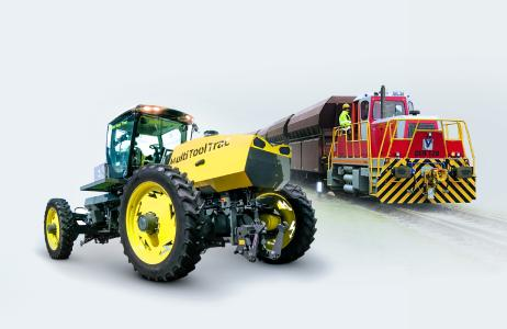 Baumüller offers energy-efficient components and complete solutions for hybrid and fully electric drive systems. The low-noise and low-emissions drive solutions are used, among other things, in hybrid agricultural machines