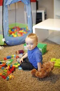 Damit Kinder gefahrenlos spielen können, prüfen die Hohenstein Institute Spielzeug nach höchsten Standards. © Hohenstein Institute
