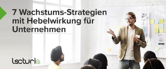 7 Wachstums-Strategien mit Hebelwirkung für Unternehmer mit Zach Davis und Lecturio - Ein kostenloses Webinar am 23.09.2021