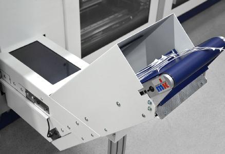 Kompakter Gurtförderer GUF-P 2045