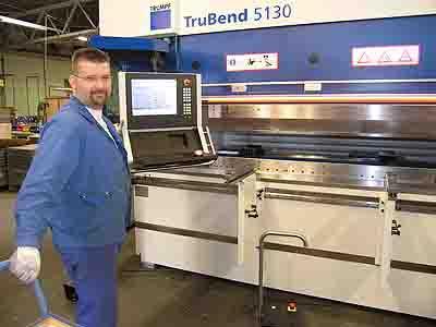 Neue Maschinentechnologie bei Westaflex