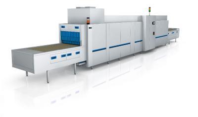 Die Waschanlage von Meiko sorgt für Technische Sauberkeit bei den produzierten Metallteilen. ©Bildquelle: MKR Metzger
