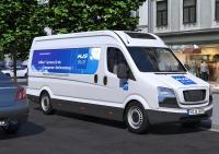 HJS SCR Systeme zur Nachrüstung von Transportern