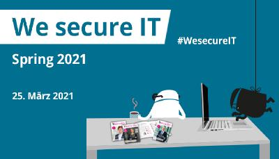 Live IT Security Event ?️ #WesecureIT