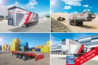 IAA Commercial Vehicles 2018 - Kögel displays trailers and solutions with diverse benefits