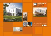 FingerHaus präsentiert zeitlose Architektur im Bauhausstil