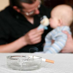 """Vorsicht vor """"Thirdhand smoke""""!"""