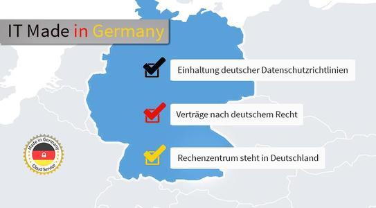 IT Made in Germany | toplink