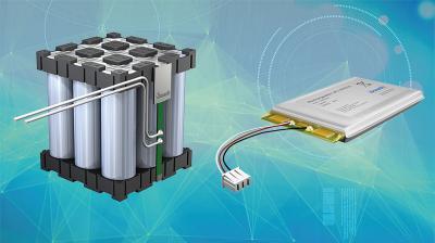 Jauch's portfolio of lithium batteries