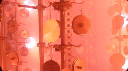 PVD-Serienbeschichtung von Bauteilen