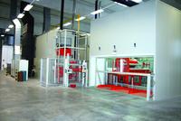 Neue Beschichtungsanlage in Obrigheim