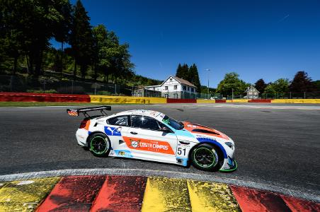 #51 BMW M6 GT3, BMW Team Teo Martín, International GT Open, Spa-Francorchamps