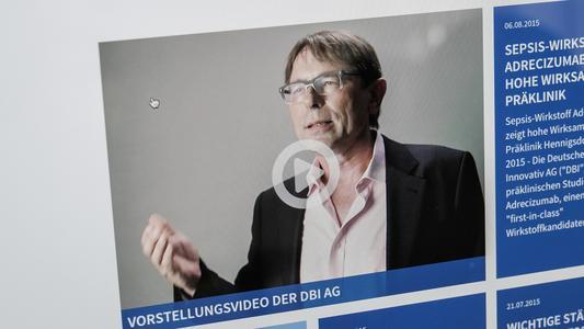 DBI Video Webseite