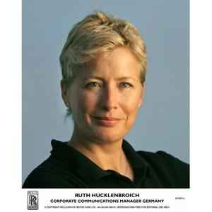 Ruth Hucklenbroich, Corporate Communications Manager Germany