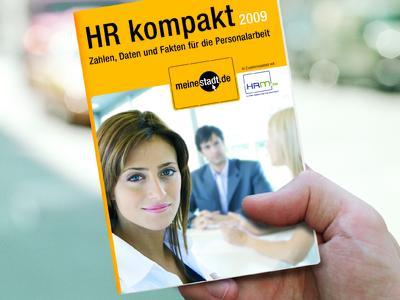 """""""HR kompakt"""" 2009"""